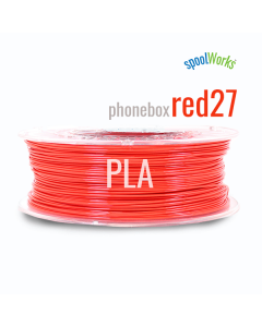spoolWorks PLA-Red-1.75mm-750g