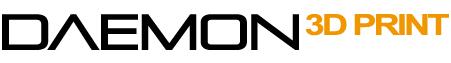 Daemon3D Print Logo